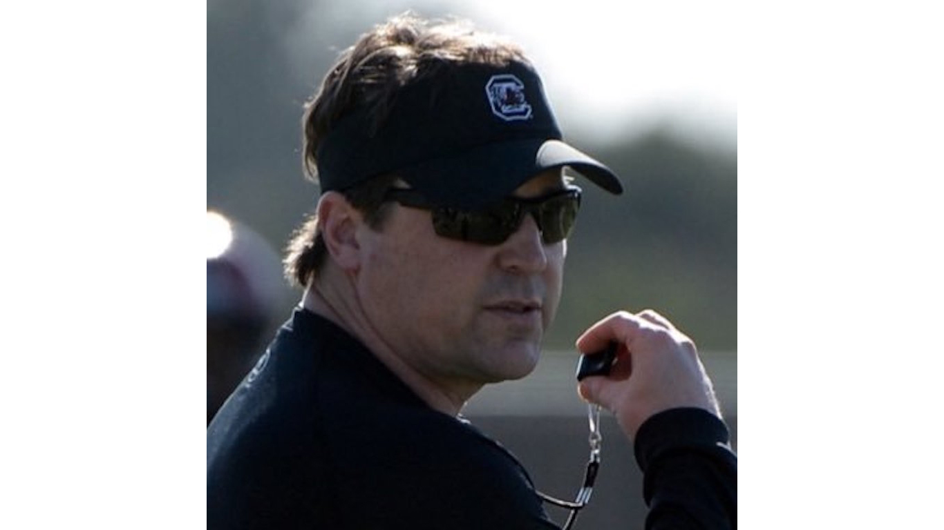 will-muschamp-south-carolina