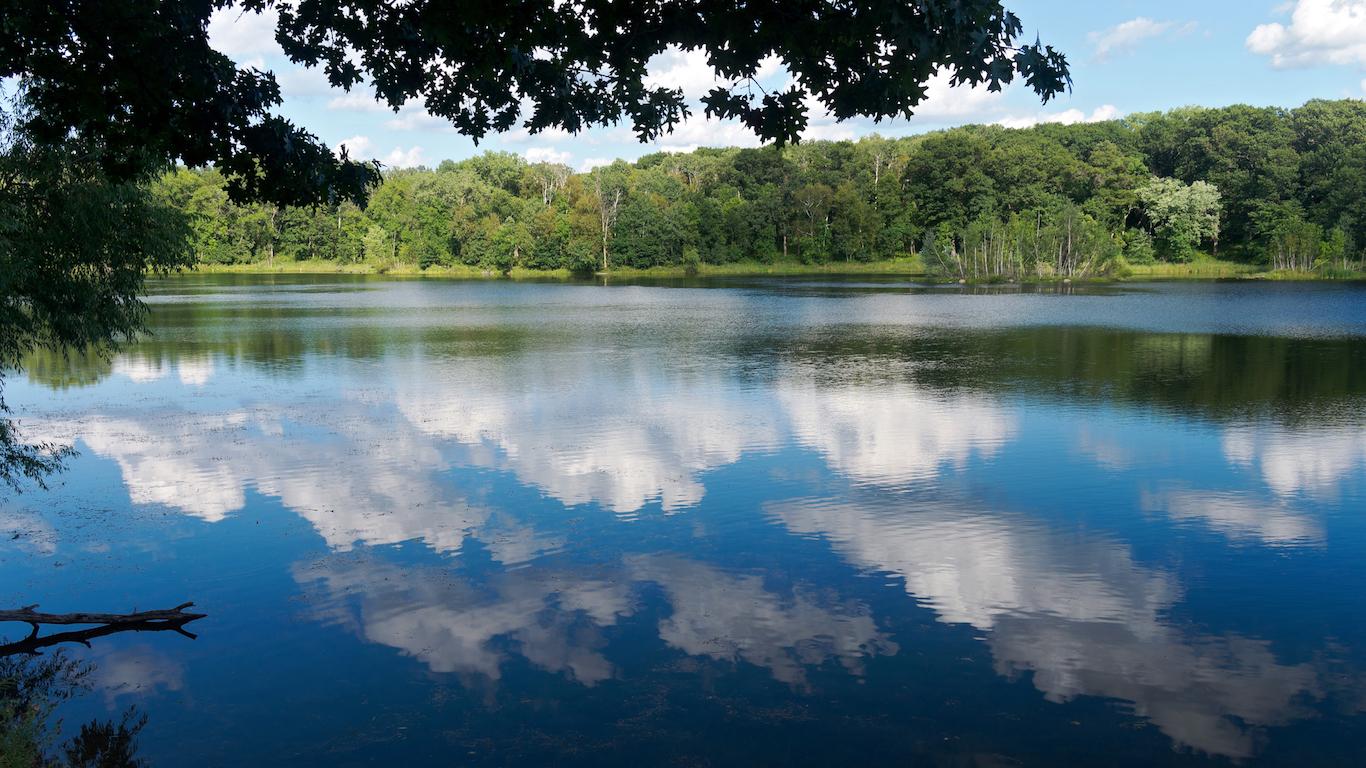 Holland Lake Scenic in Eagan, Minnesota