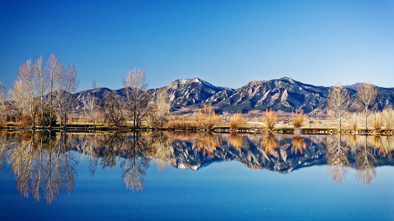 Flatirons Boulder, Colorado