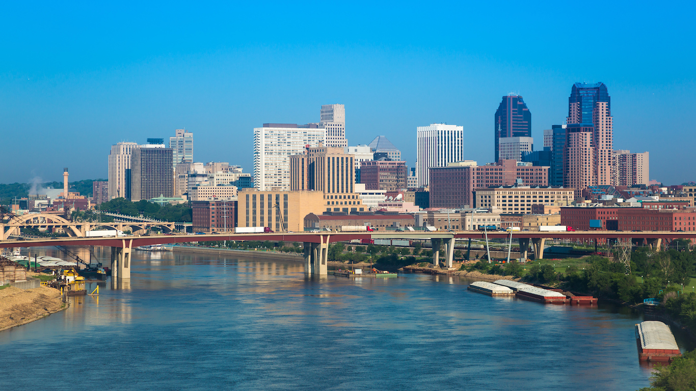 St. Paul, Minnesota, USA