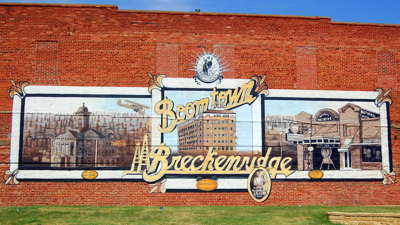 breckenridge-texas