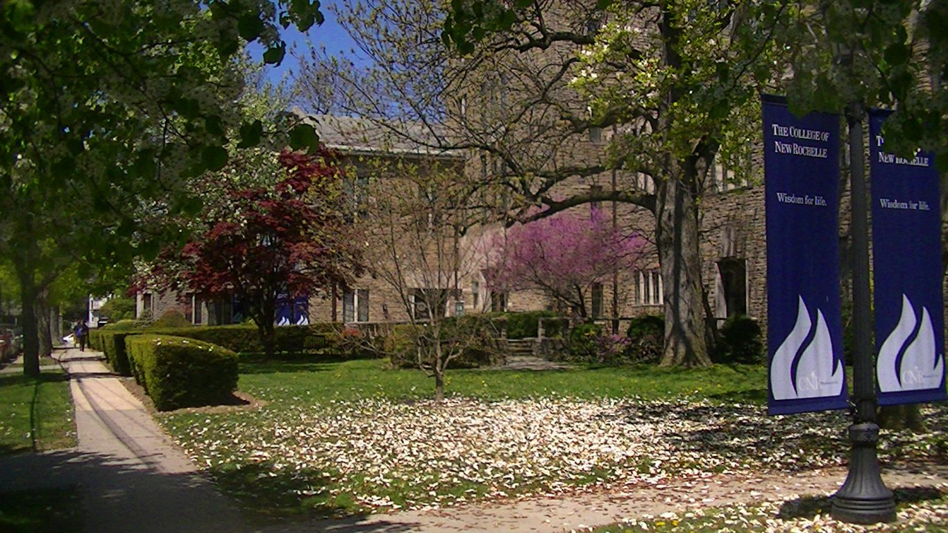 The College of New Rochelle