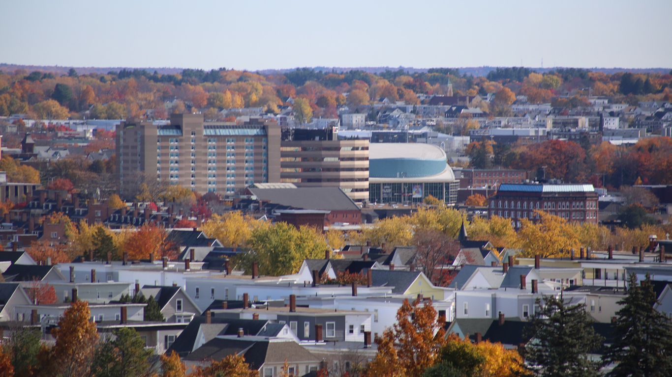 The City of Manchester, New Hampshire