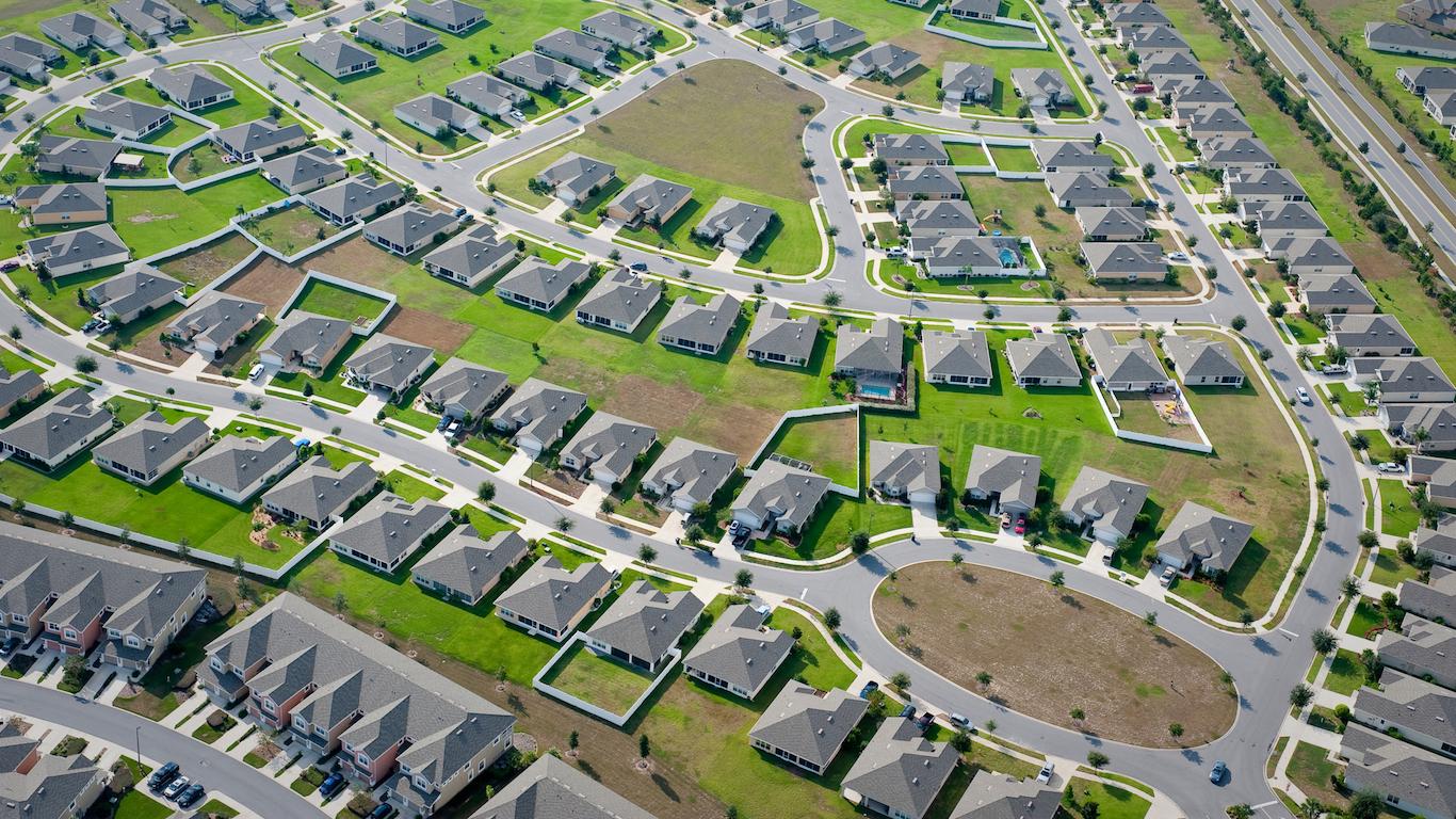 Land subdivision