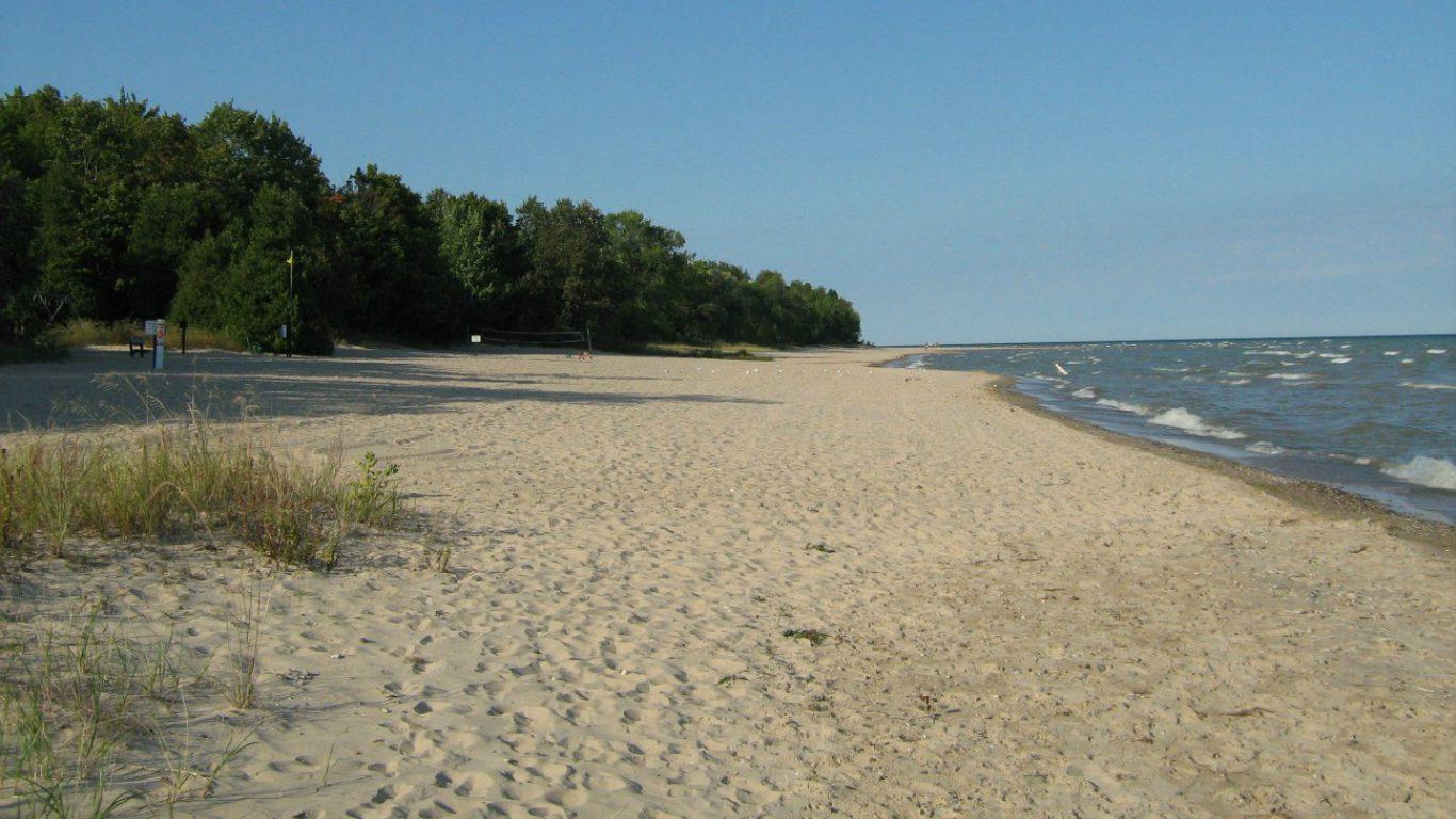Harrisville, Alcona County, Michigan
