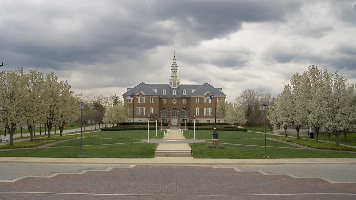 Carmel City Hall, Hamilton County, Indiana