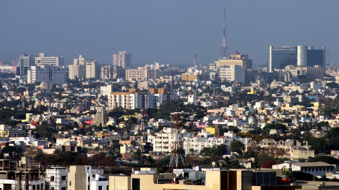Channai India