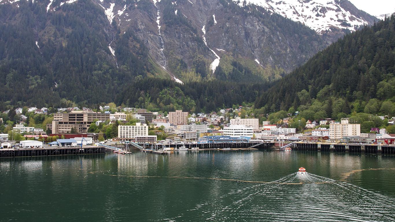 Juneau City and Borough, Alaska