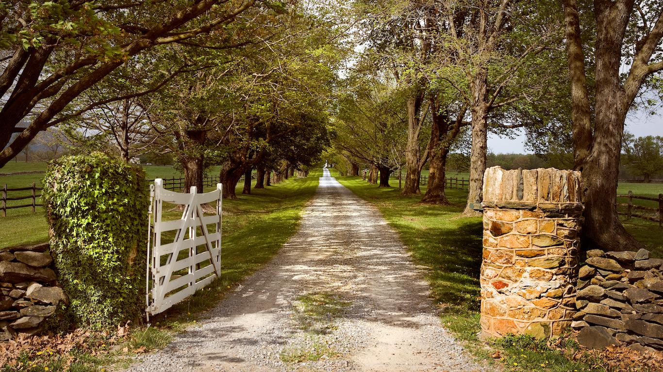 Old Plantation Middleburg Virginia