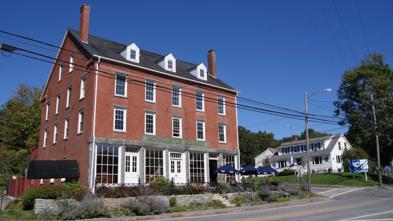 Newcastle, Lincoln County, Maine