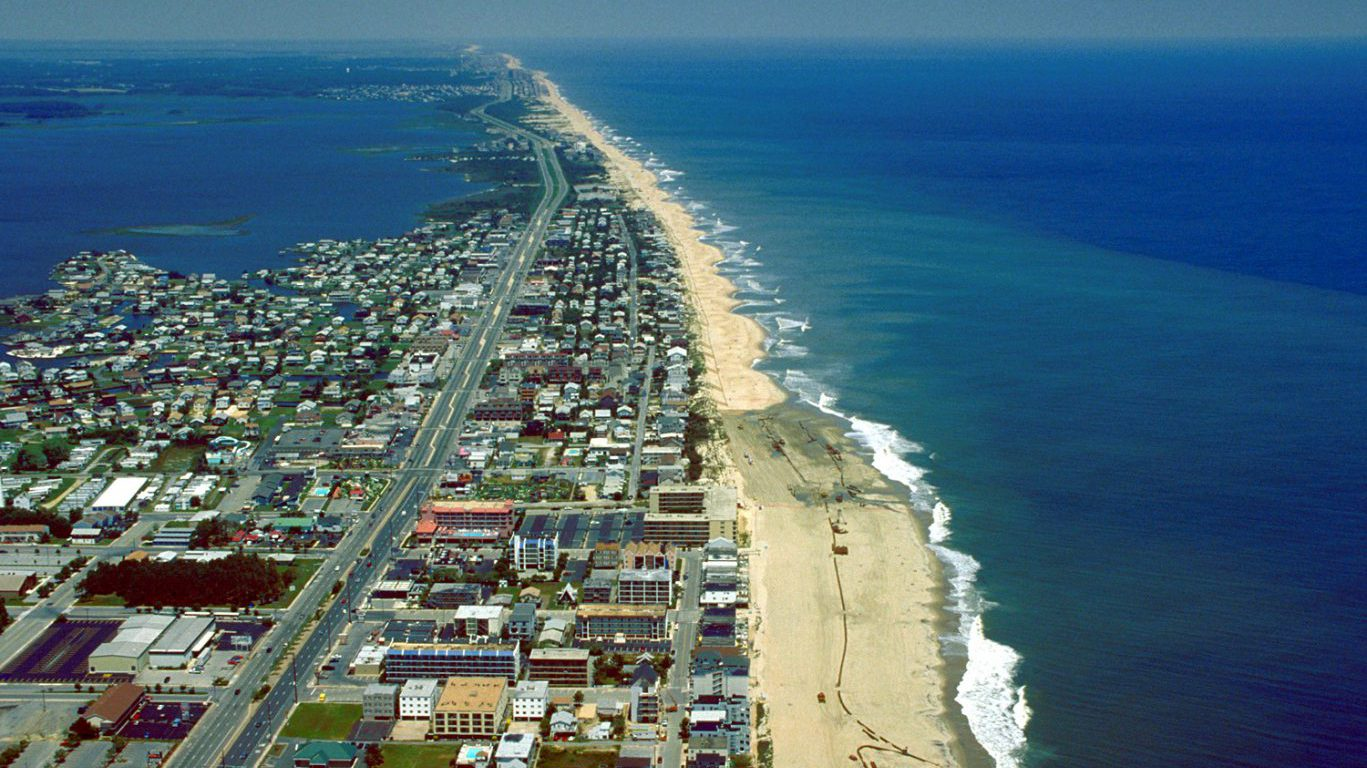 Ocean City, Worcester County, Maryland