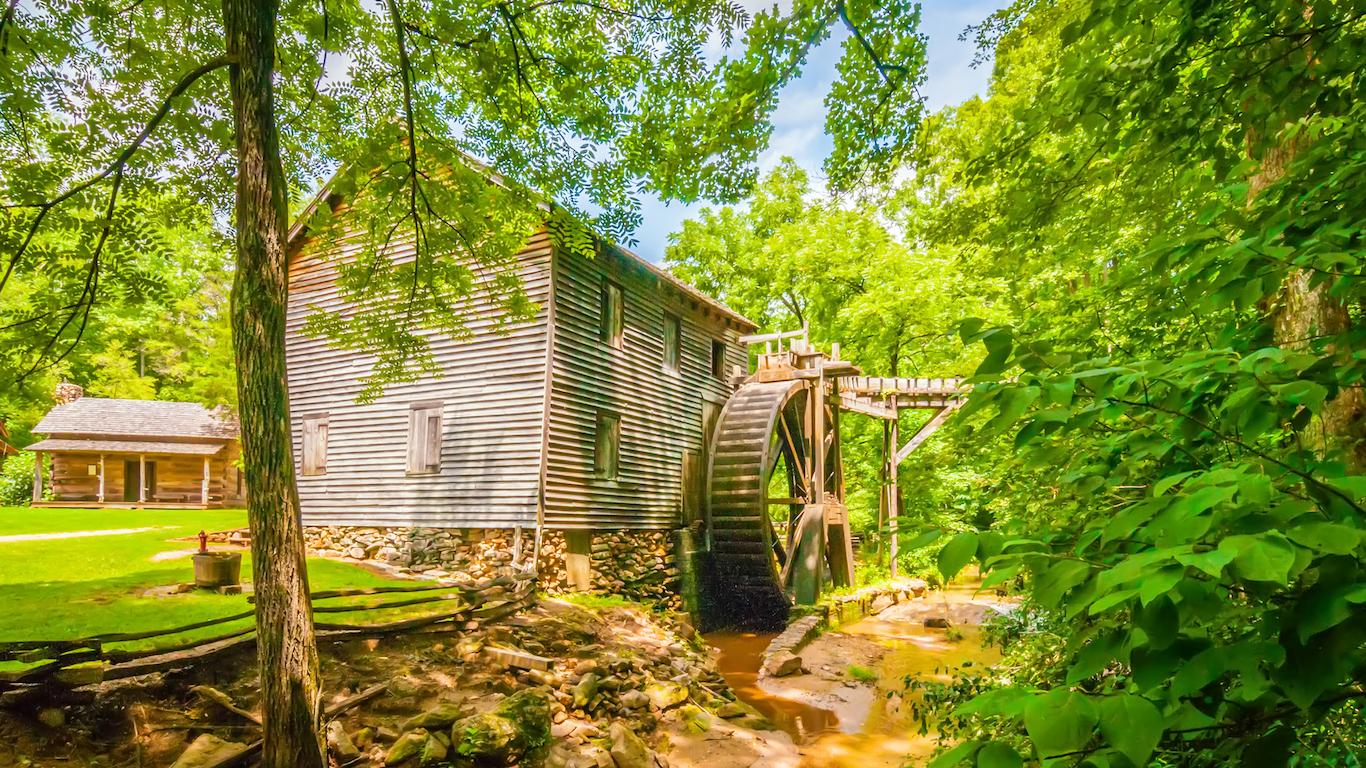 Pickens County, South Carolina