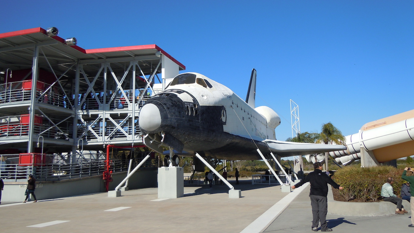 space-shuttle-palm-bay-florida