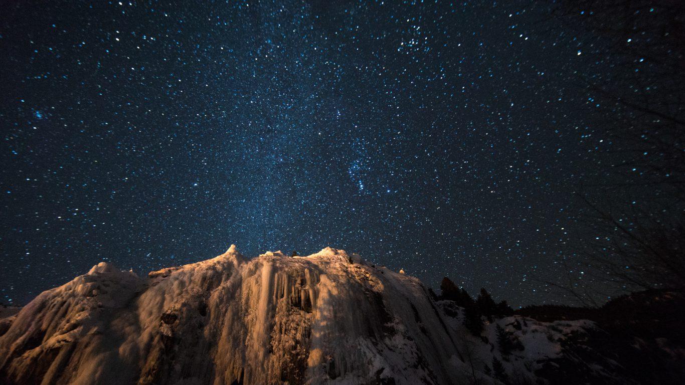 Colorado, Milky Way Galaxy