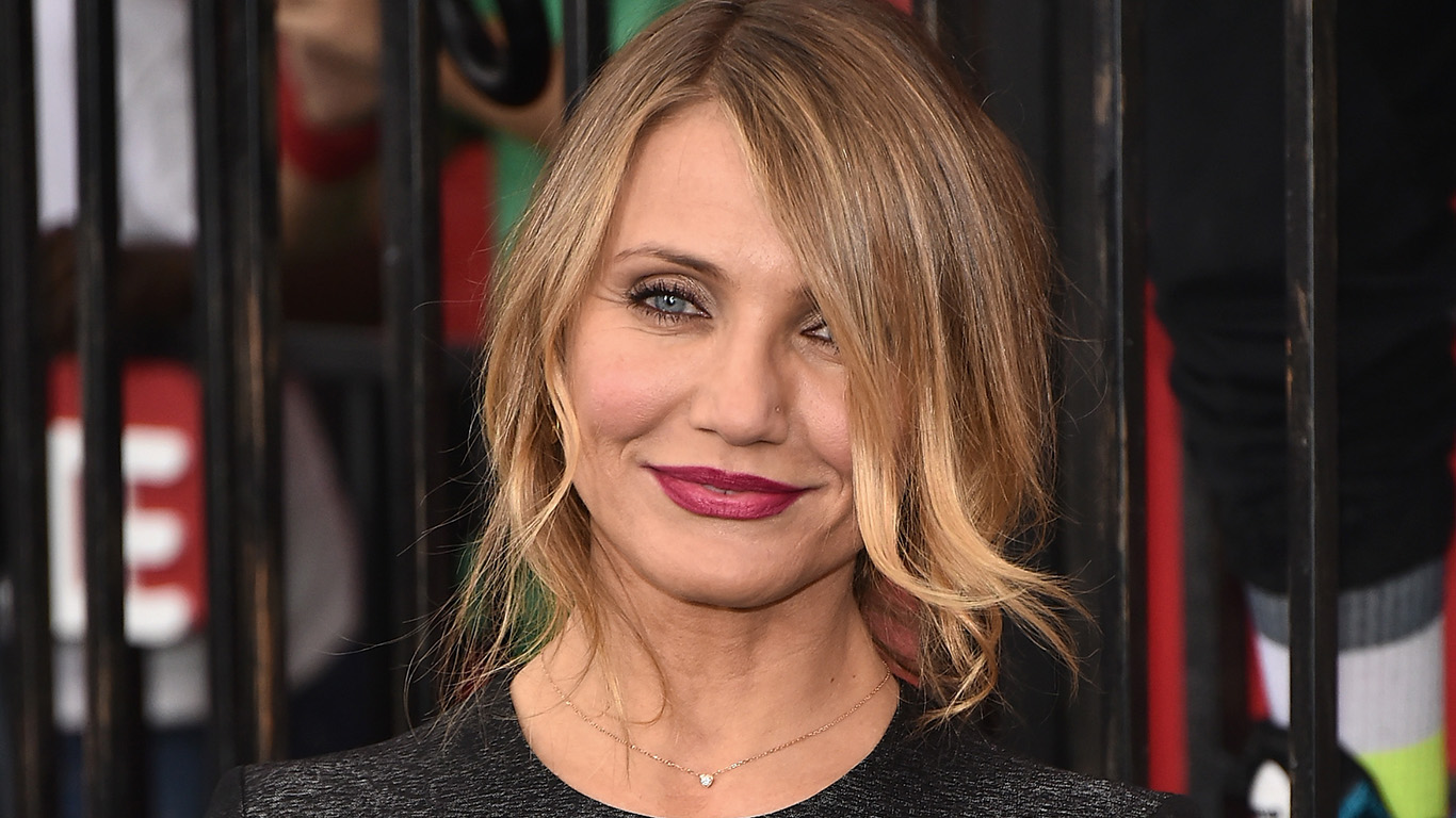 50 Most Powerful Women in Entertainment – Page 9 – 24/7 ...Cameron Diaz Net Worth 2018