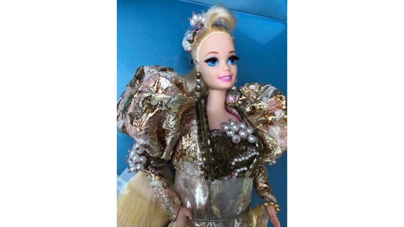 50 Most Valuable Barbie Dolls 24 7 Wall St