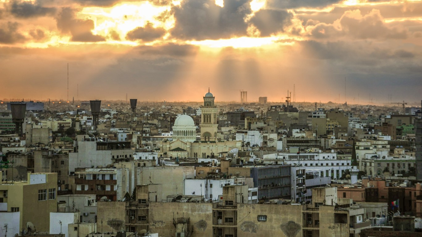 Майтыг: бюджеты Триполи и Бенгази воссоединены
