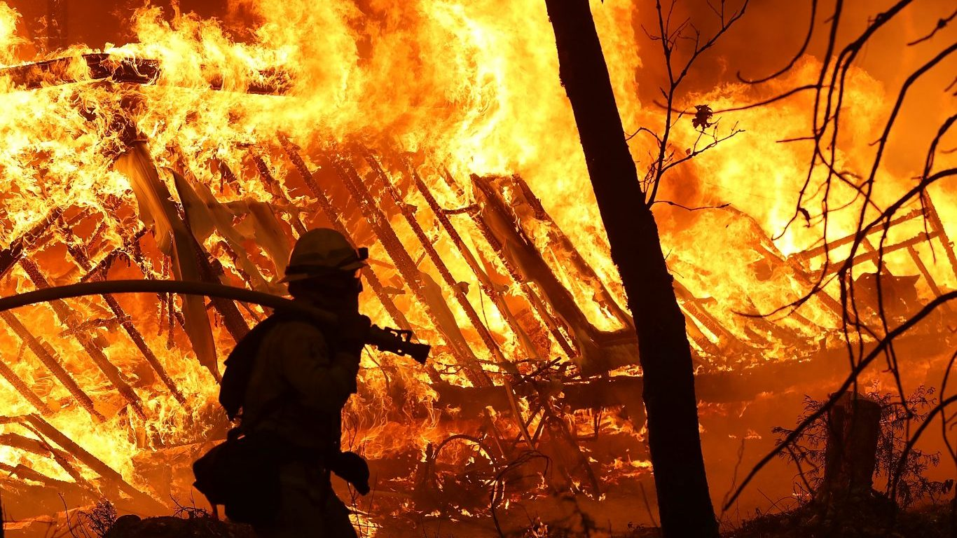 30 Most Destructive Wildfires in the US This Century