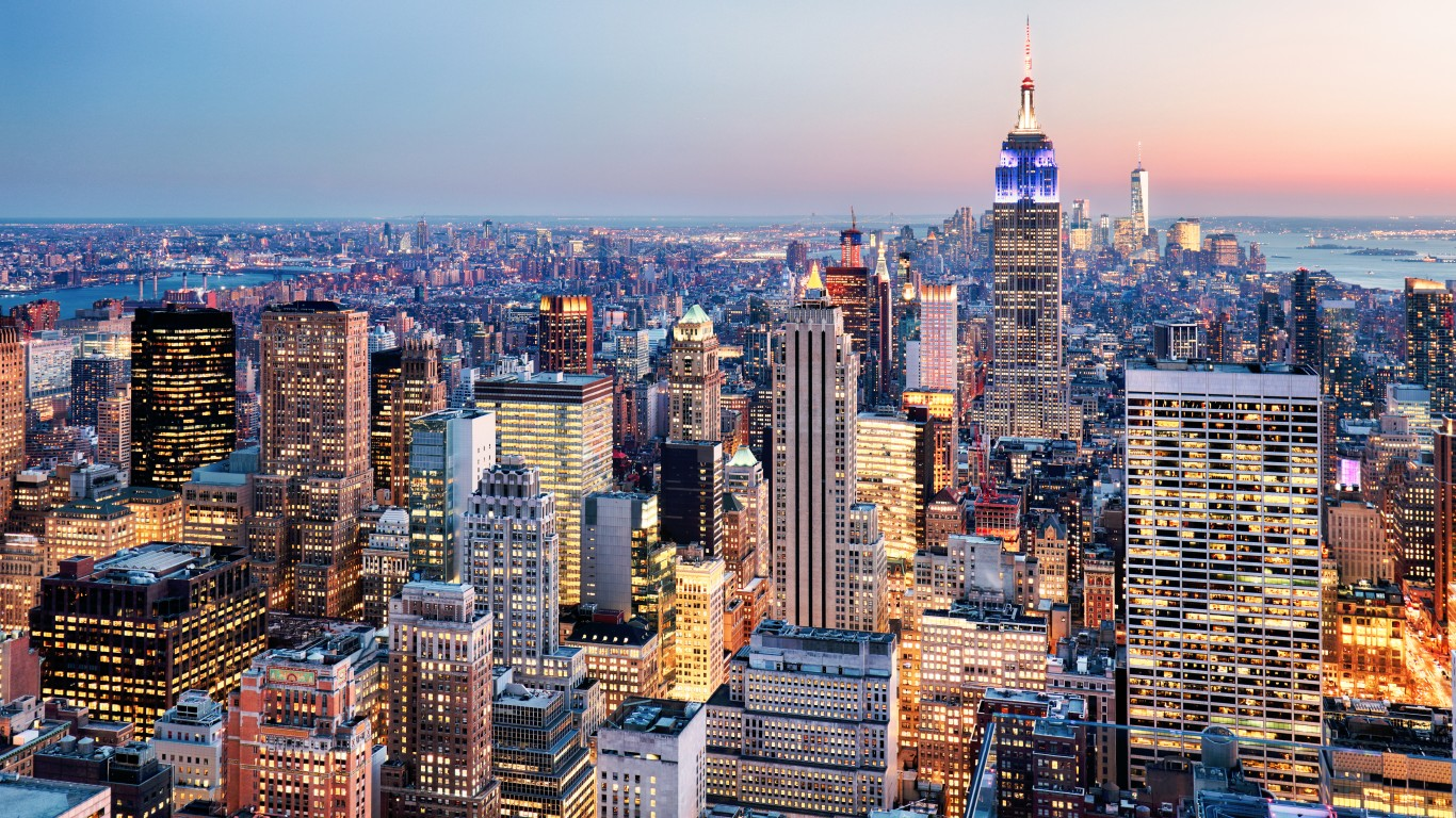 This Is the Fastest Growing City in New York