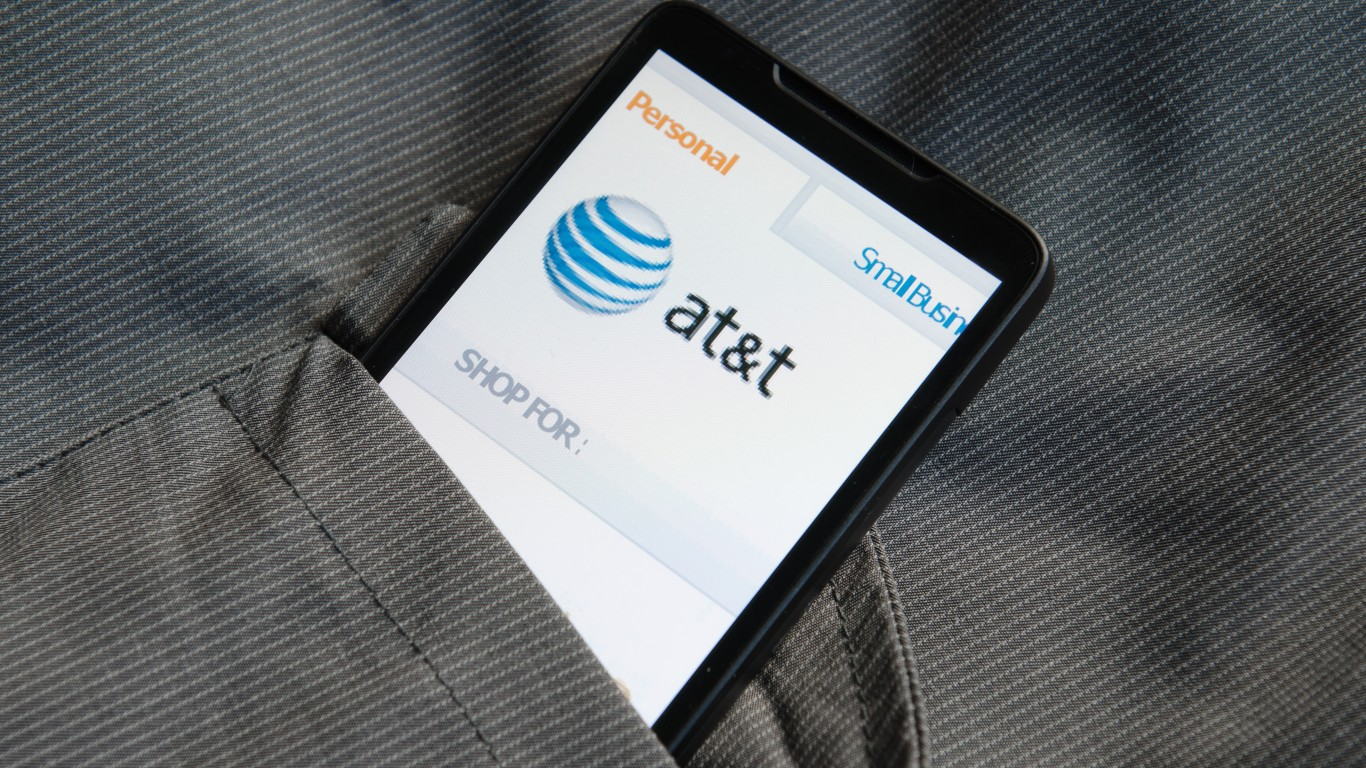 AT&T Shows Its 7.7 % Dividend Is Still Safe