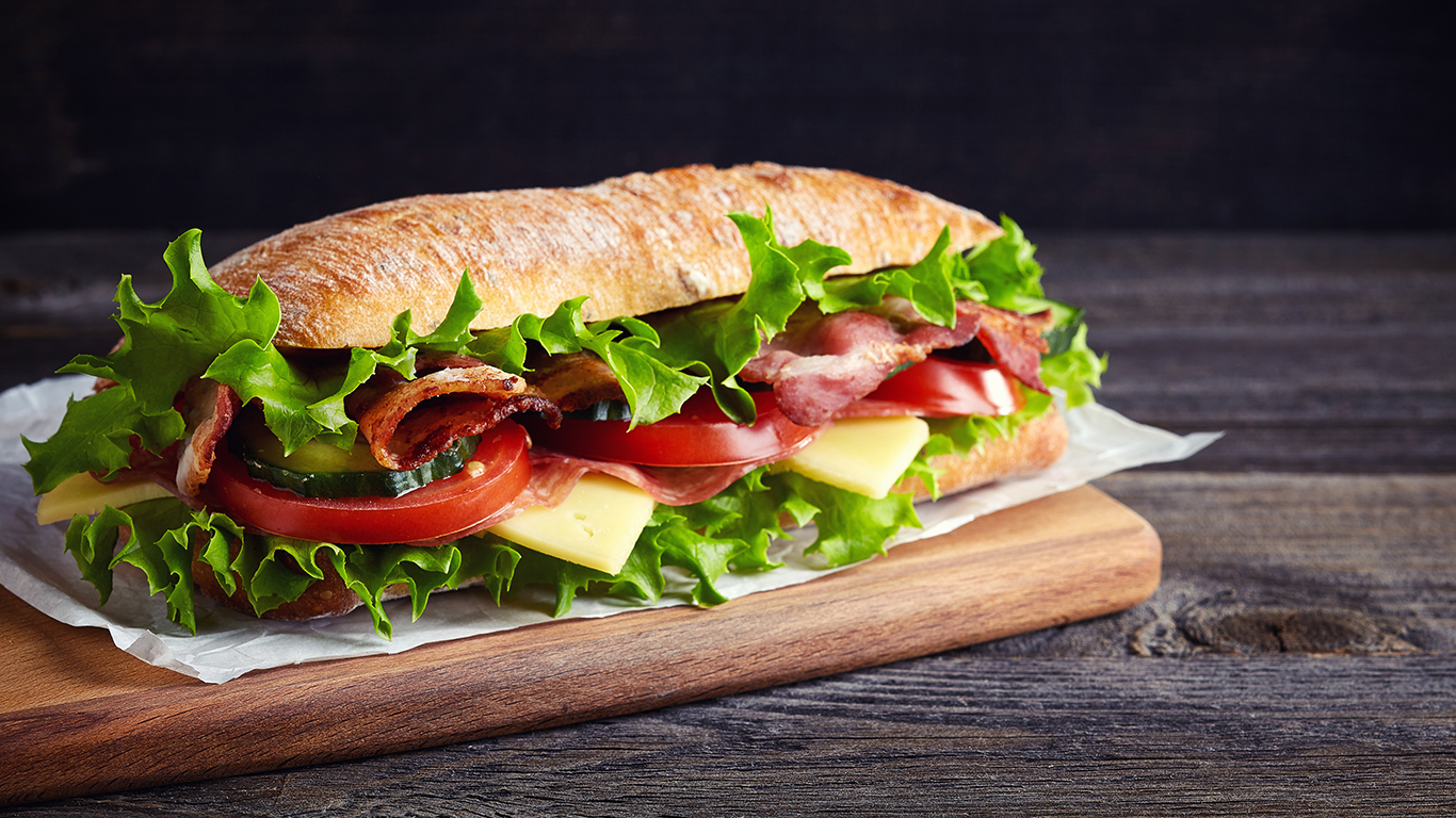 20 Sandwiches And Fillings Americans Can T Stop Eating 24 7