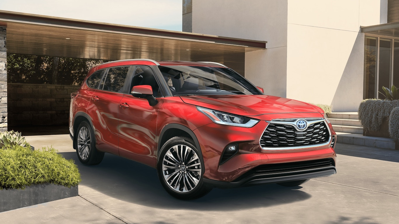 cars that have been completely redesigned for 2020 - page