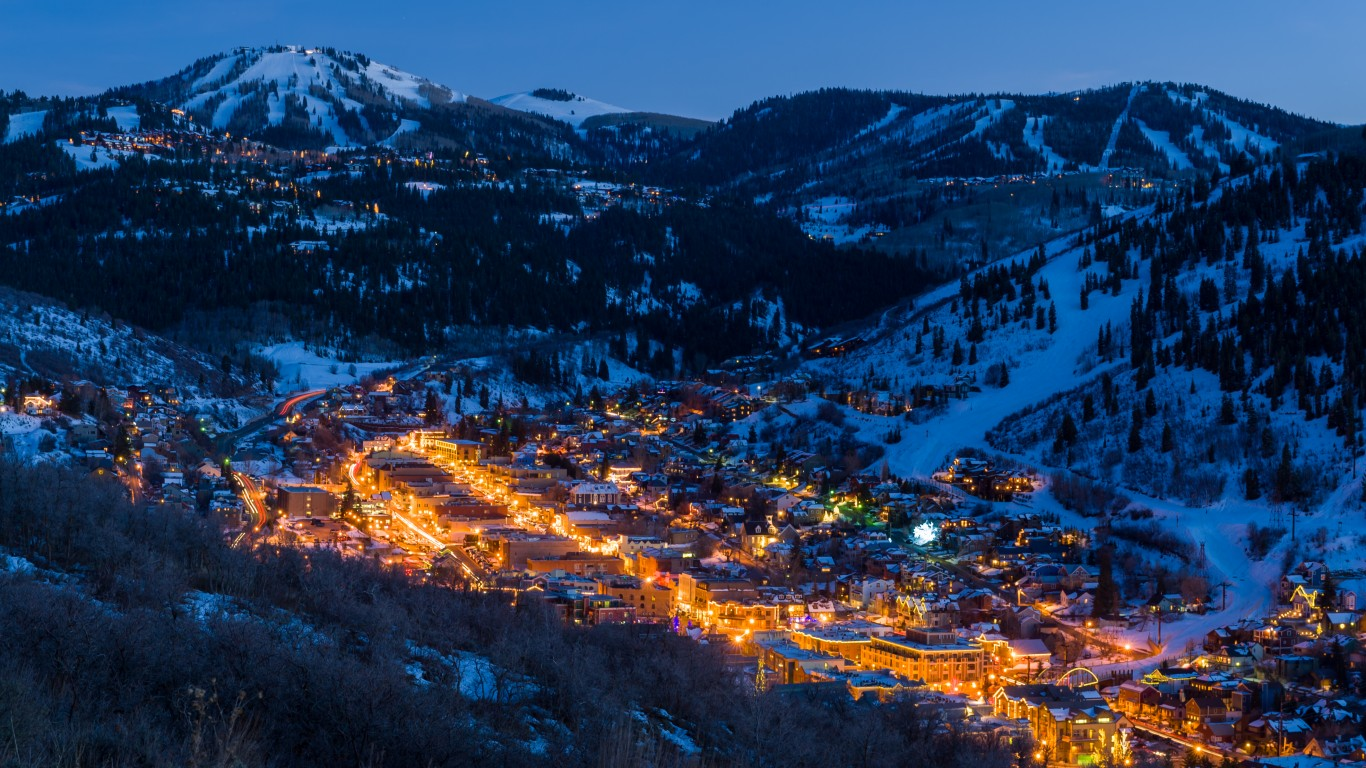 This Is the Fastest Growing City in Utah