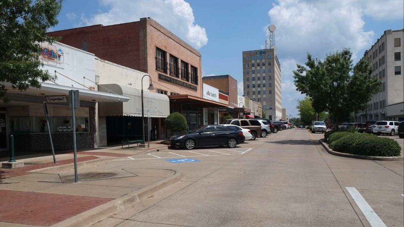 Longview, Texas by Paul Sableman