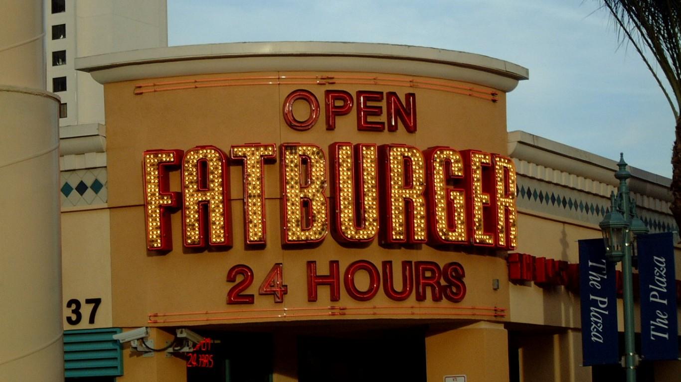Fatburger Vegas by Eric Kilby