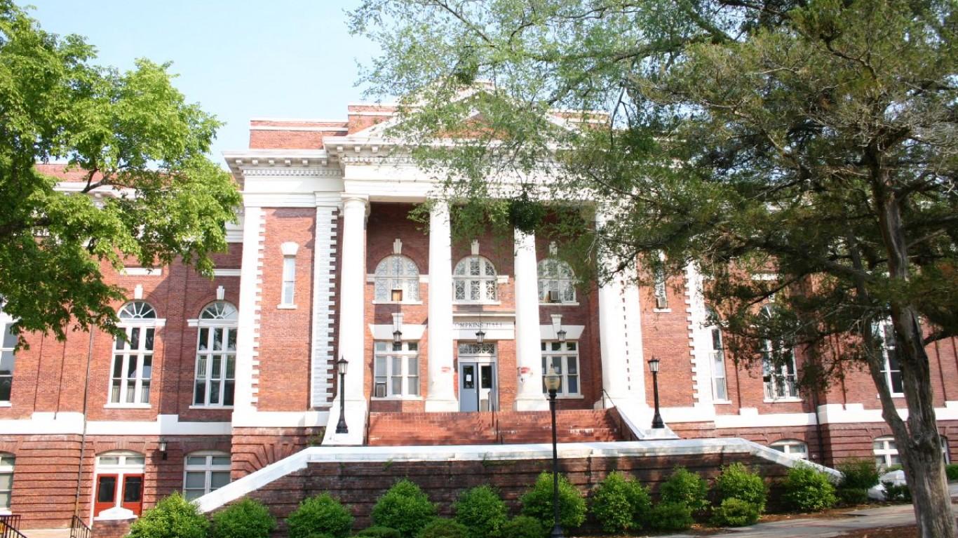 Tuskegee University by savoryexposure