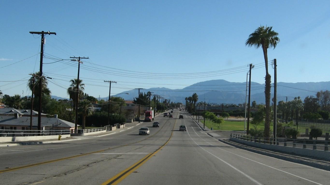 Indio, California by Ken Lund