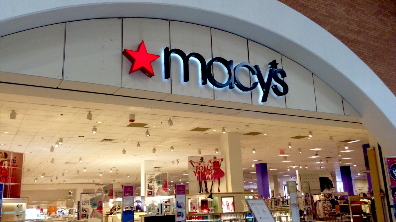 Macy's by Mike Mozart