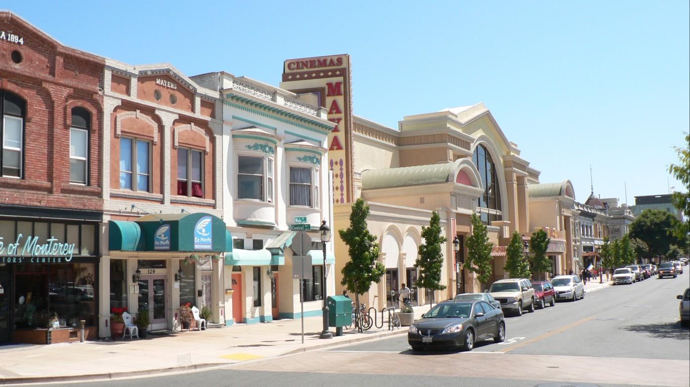 Main Street, Salinas by Naotake Murayama