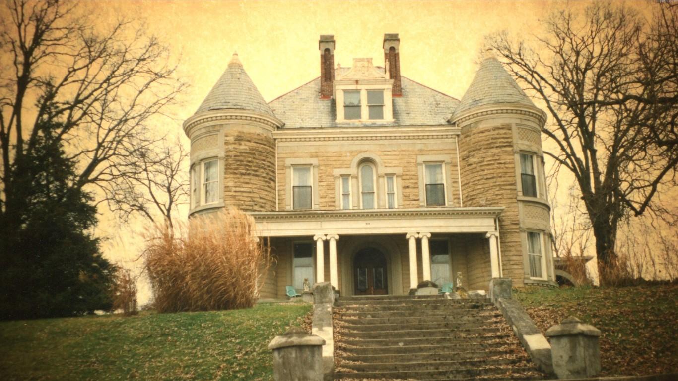 Georgetown Kentucky ~ H. P. Mo... by Onasill ~ Bill Badzo - 66M