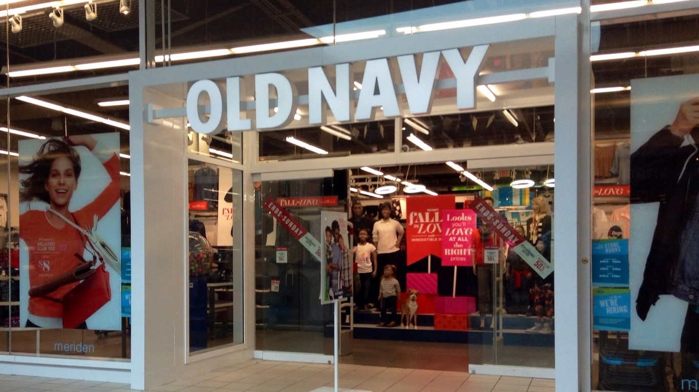 Old Navy by Mike Mozart