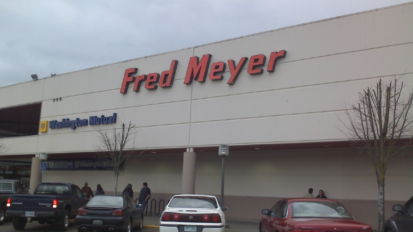 Old Fred Meyer logo? by Jason McHuff