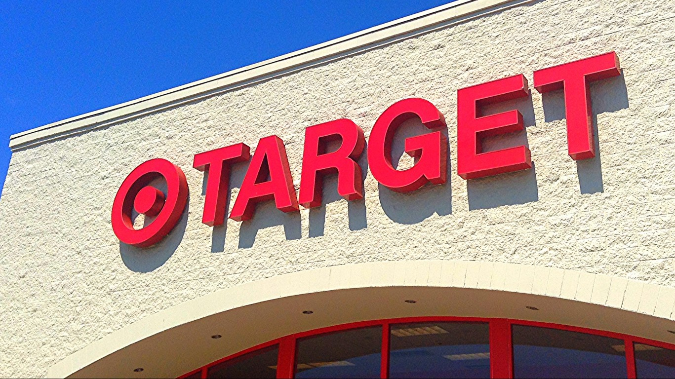 TARGET by Mike Mozart