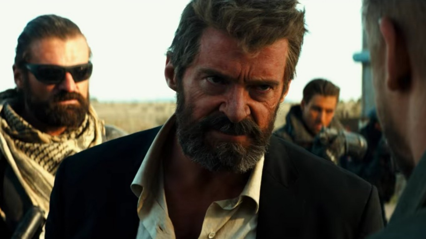 First Trailer for Logan!! by AntMan3001