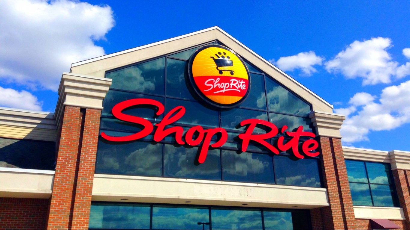 Shop Rite by Mike Mozart
