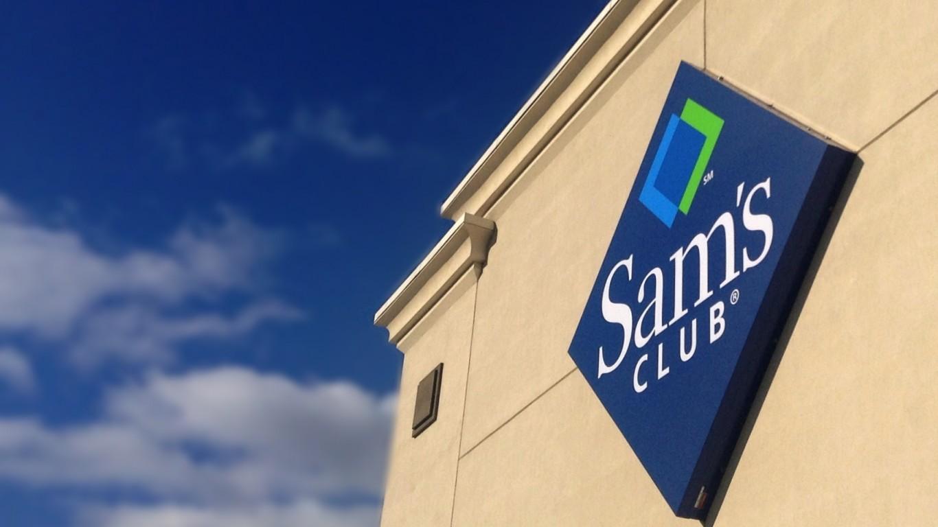 Sam's Club by Mike Mozart