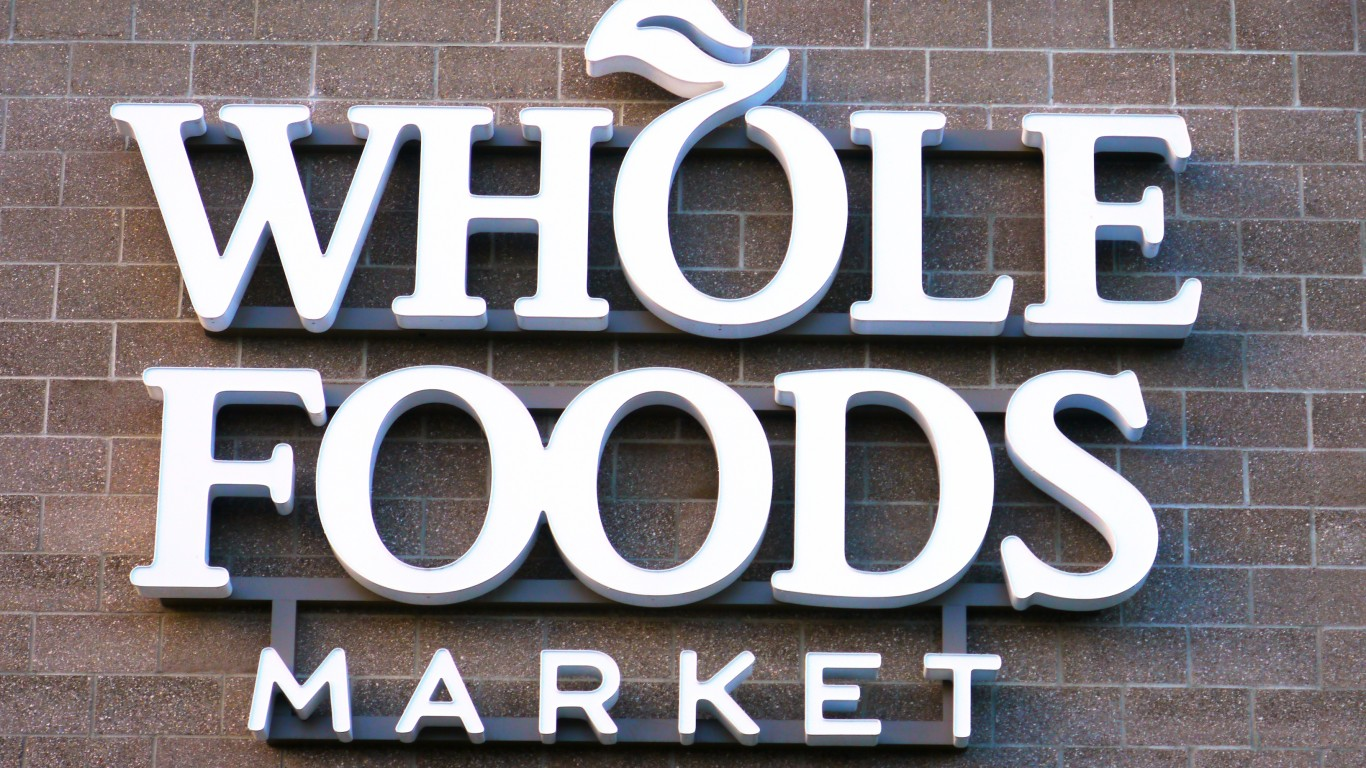 Whole Foods Market Sign by Rick Obst