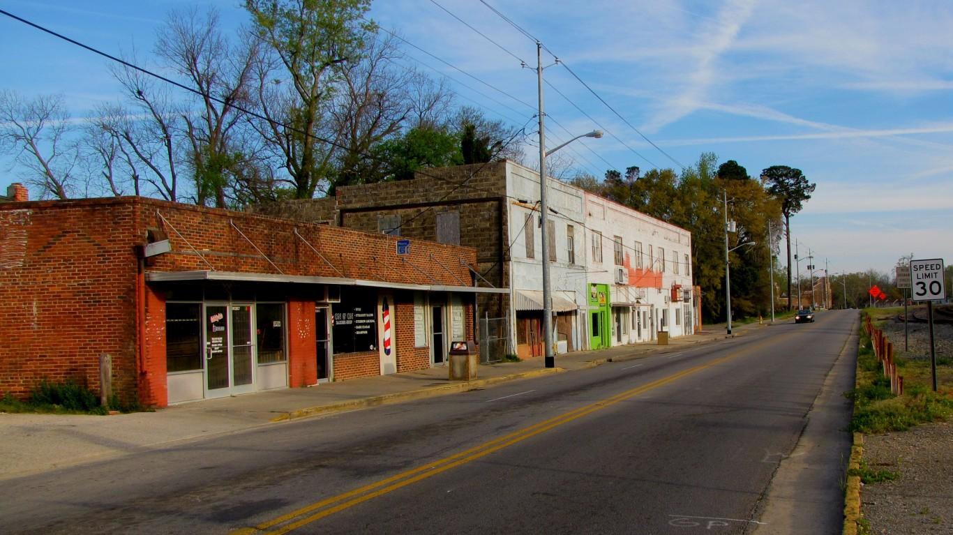 Boulevard Street by Gerry Dincher