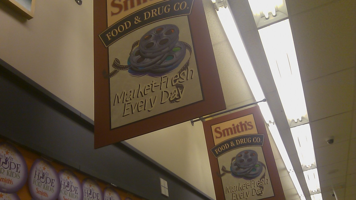 Smith's Food & Drug and movie ... by christopher cornelius