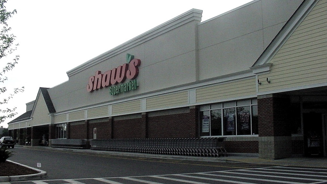 Shaw's Supermarkets, Concord N... by NNECAPA Photo Library