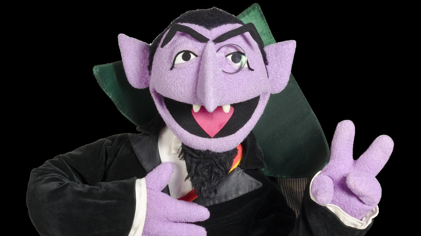 count by Barry Stock