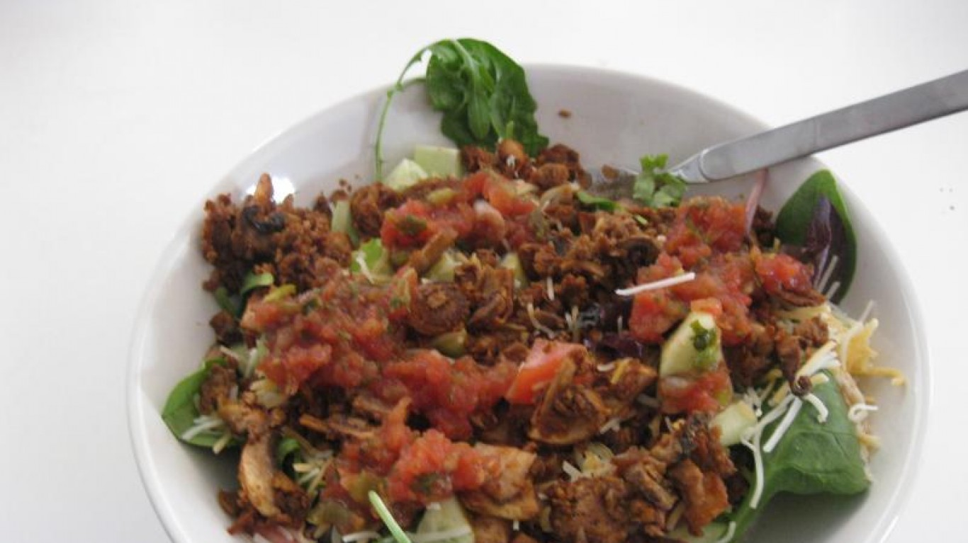 taco salad by anneheathen