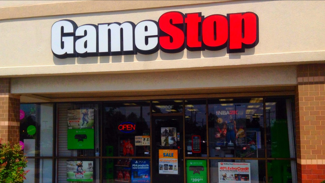 GameStop by Mike Mozart