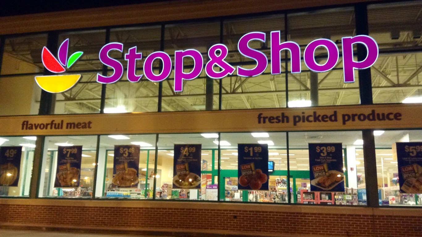 Stop&Shop Stopandshop by Mike Mozart