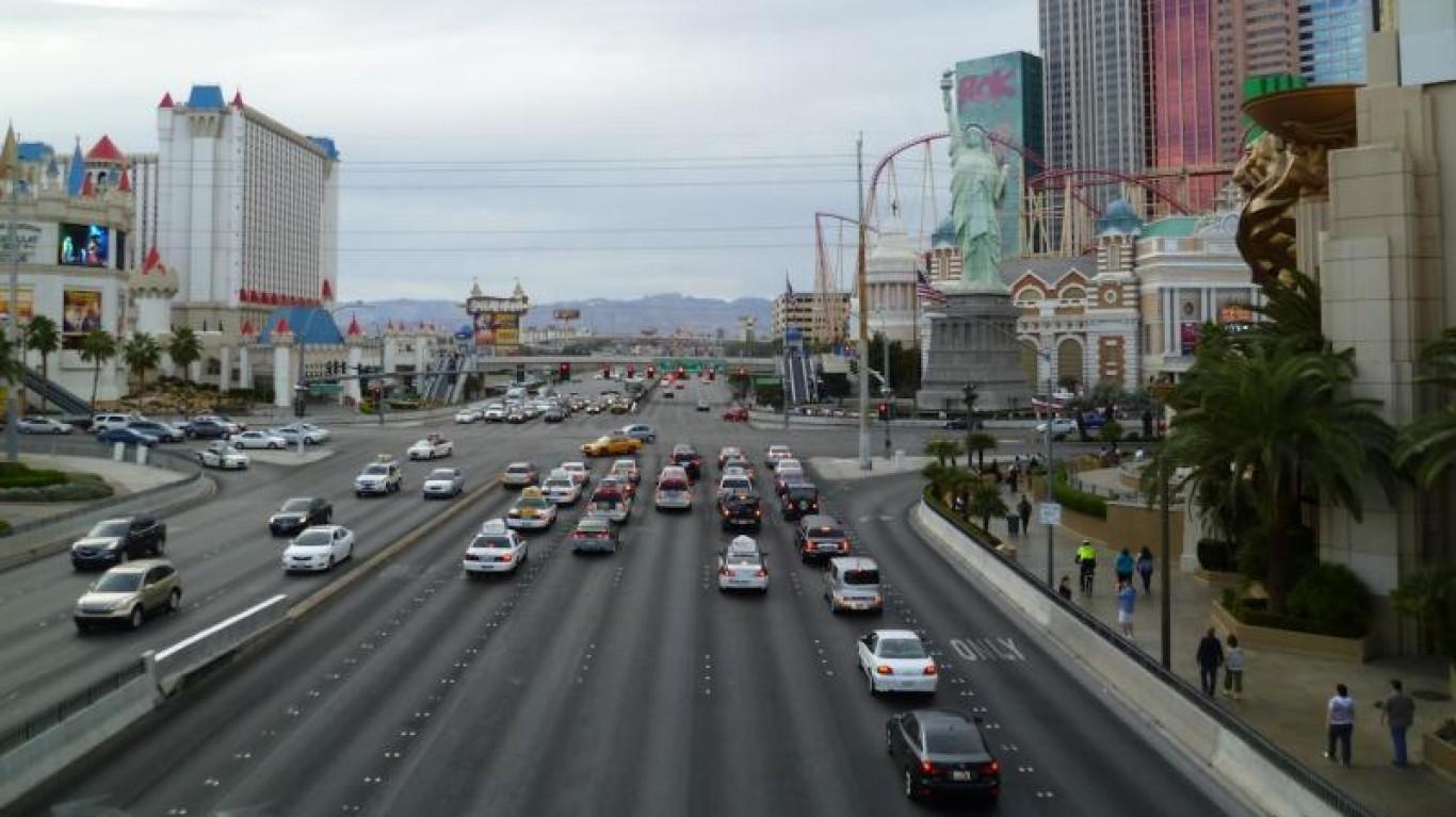 Las Vegas, Nevada by Nicholas Cole