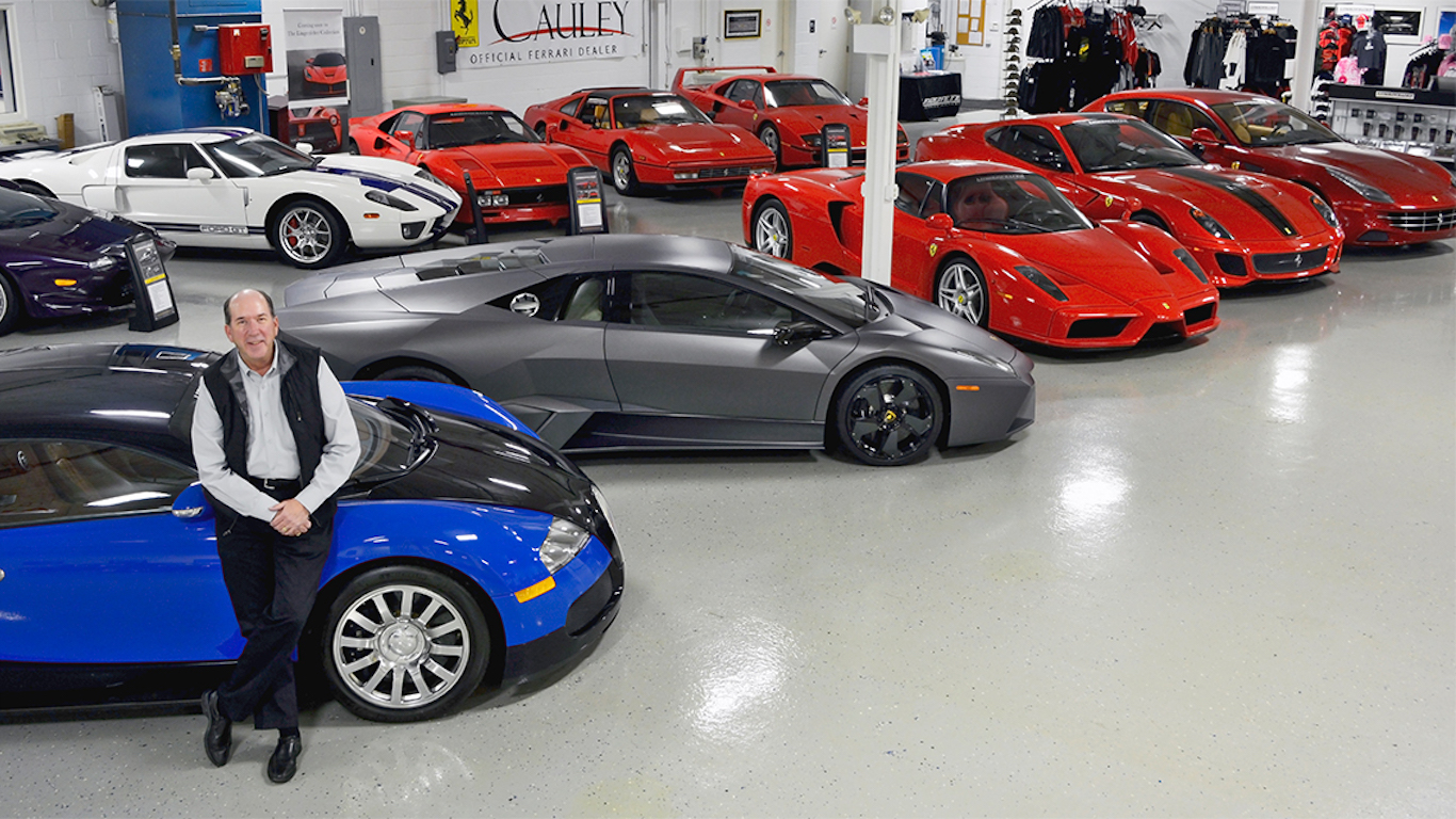 The Most Outrageous Car Collections in the World – Page 2 – 24/7 Wall St.